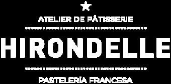 Logo Hirondelle Pastelería Francesa