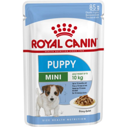 Mini puppy pouch Bolsa 85gr