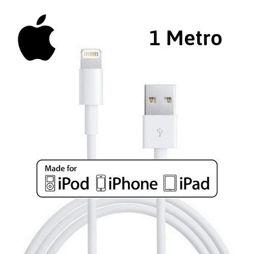 Cable iPhone original - 1 metro