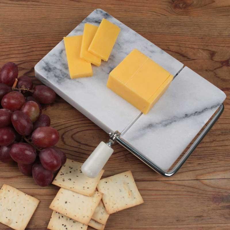 Tabla corta queso marble