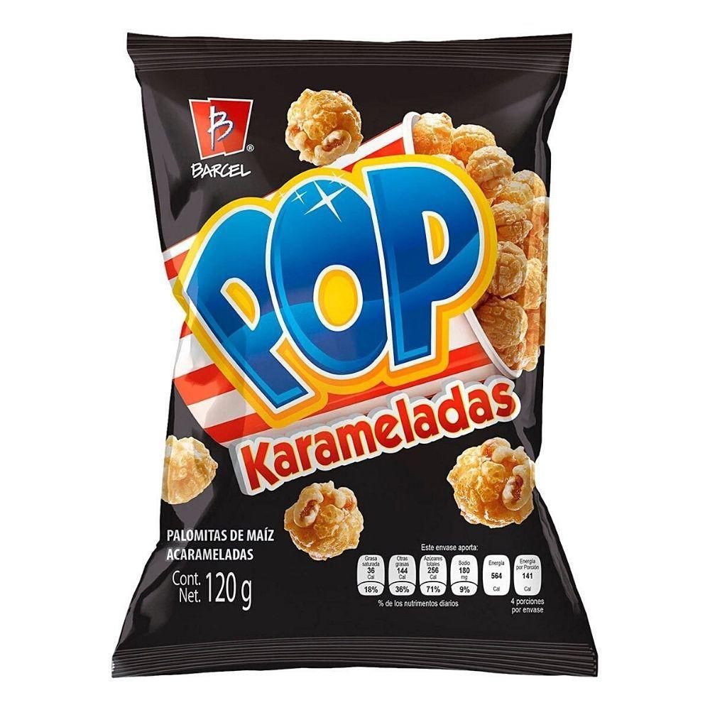 Palomitas Karameladas POP