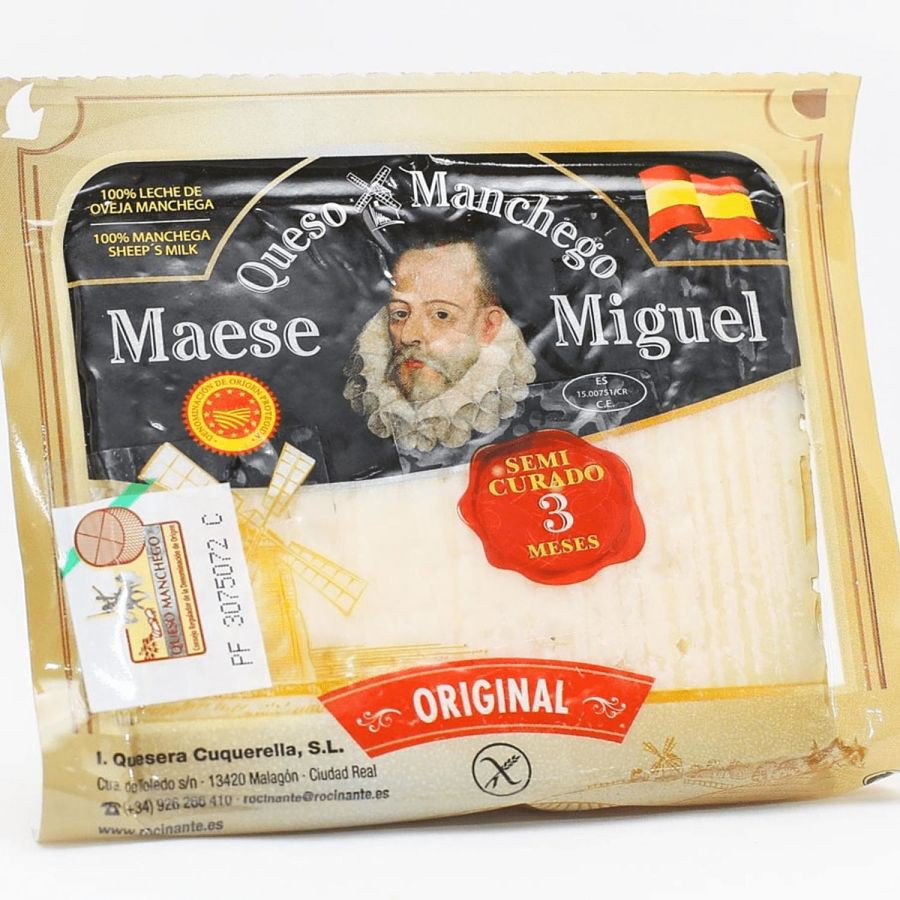 Manchego oveja maese miguel