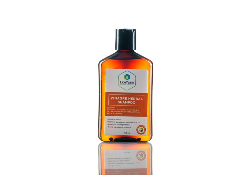 Shampoo Vinagre Herbal 250 ml