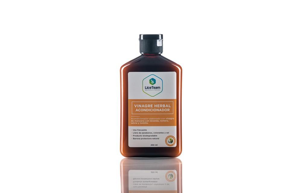 Acondicionador Vinagre Herbal 250 ml
