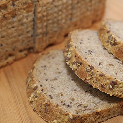 Pan integral envasado