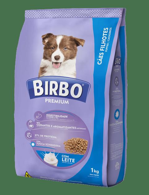 Birbo perro cachorro
