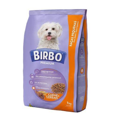 Birbo perro raza pequeña