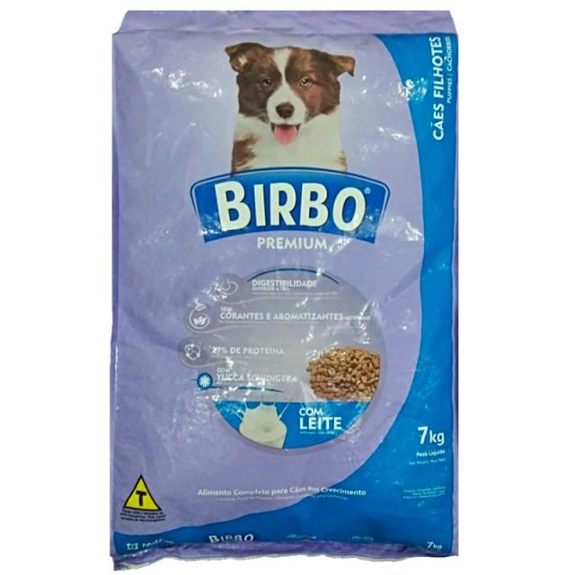 Birbo cachorro