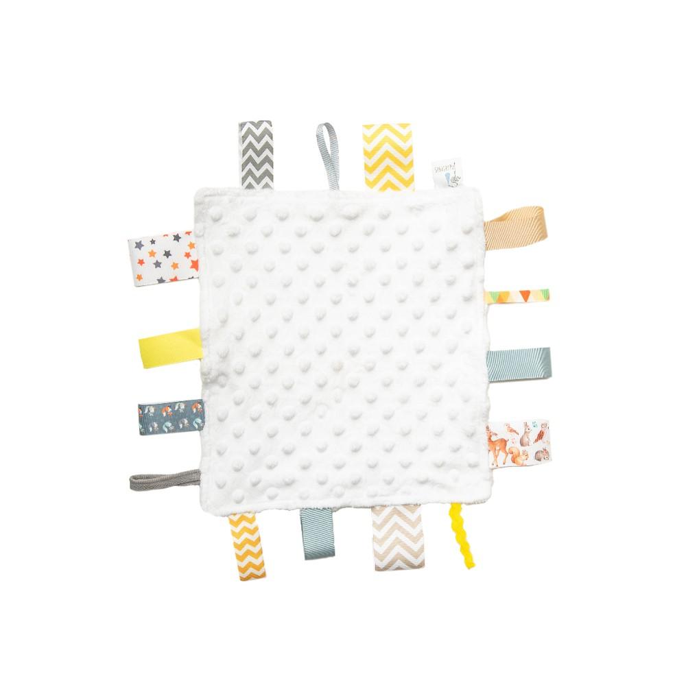 Tuto etiquetas blanco 30×30 cm