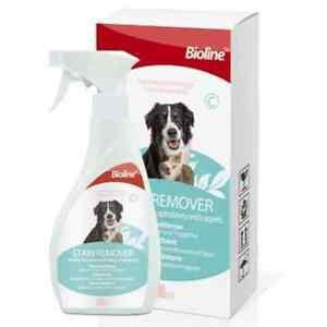 Líquido limpiador de orina y vómitos de tu mascota