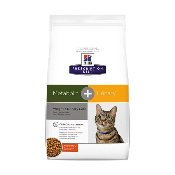 Feline metabolic urinary