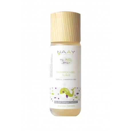 Shampoo gel suave orgánico