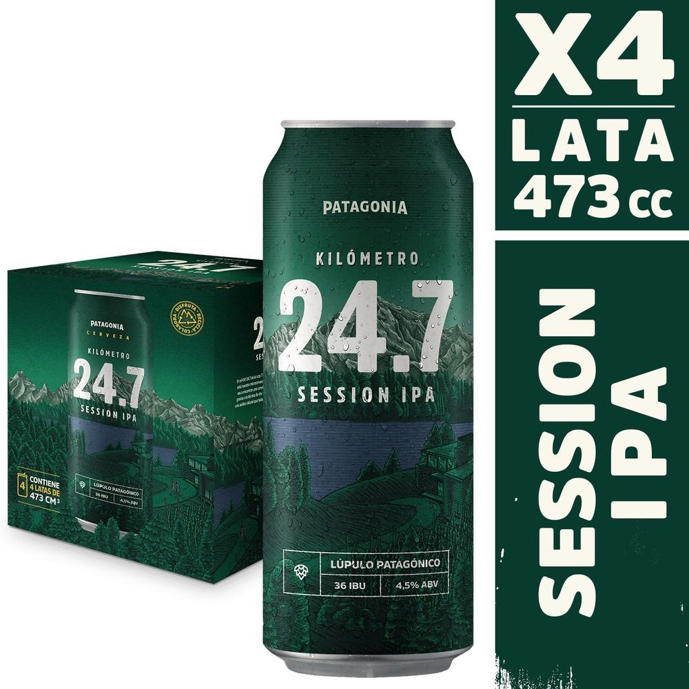 Cerveza session IPA