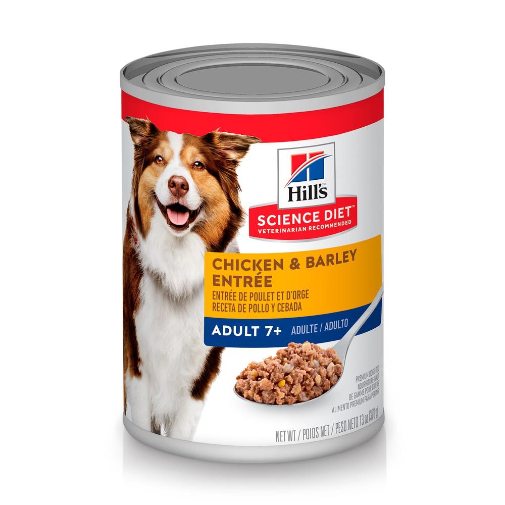 Alimento perro adulto 7+ años