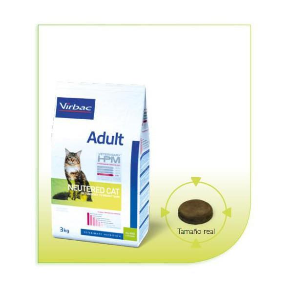 Alimento cat adult neutered