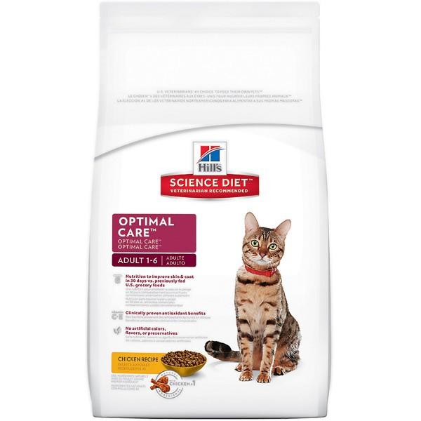 Hills feline adulto optimal care