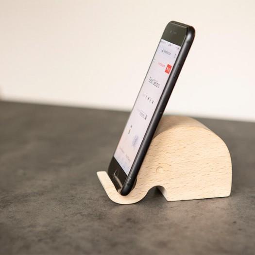 Porta celular elefante 10 x 6 x 4 cm.