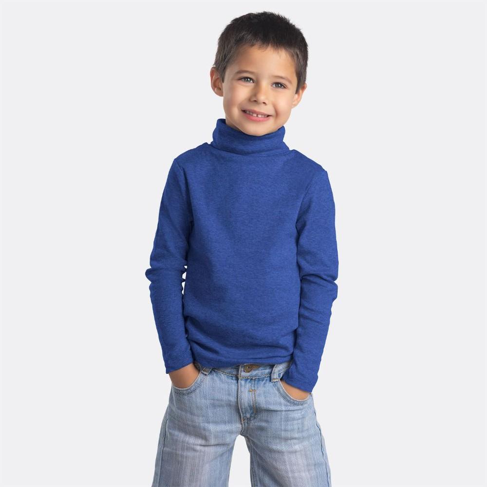Beatle infantil algodón manga larga MT4440 azul