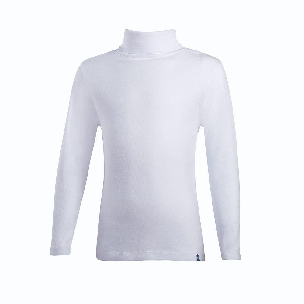 Beatle infantil algodón manga larga MT4440 blanco