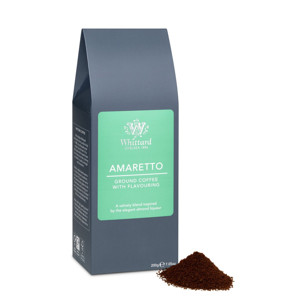 Café saborizado amaretto 200g