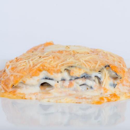 Lasagna camarón ostión 6 a 8 Porciones