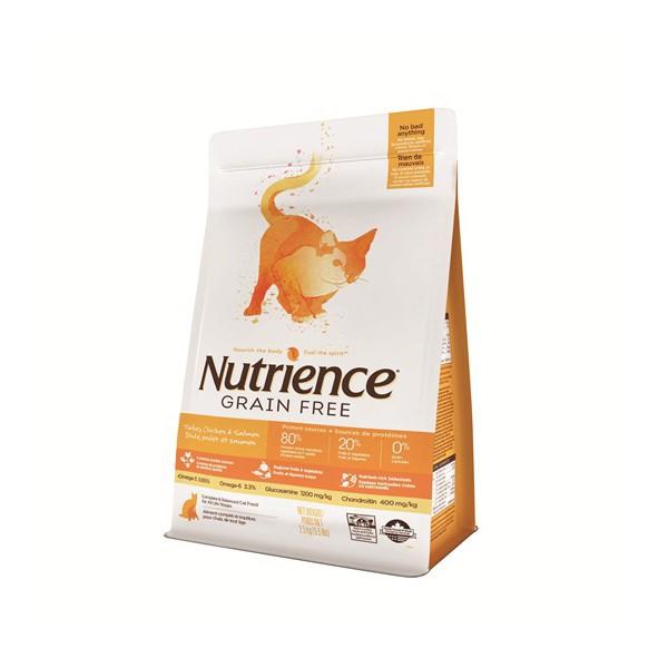 Grain free gato pavo/pollo/arenque