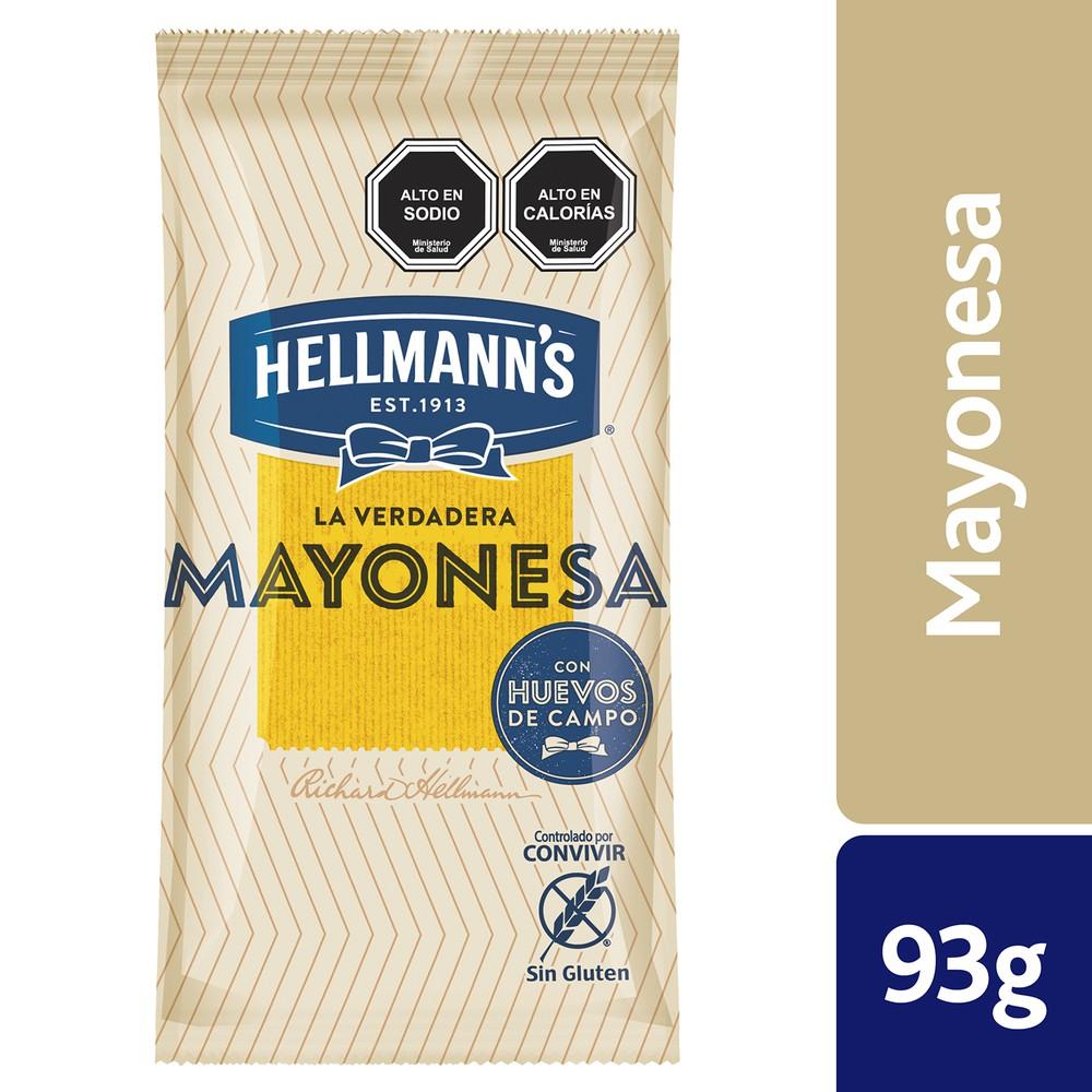 Mayonesa sachet