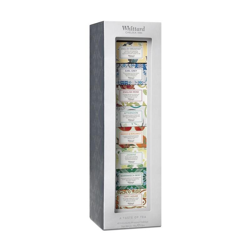 Tea discov a taste of tea collection Caja 40 bolsitas