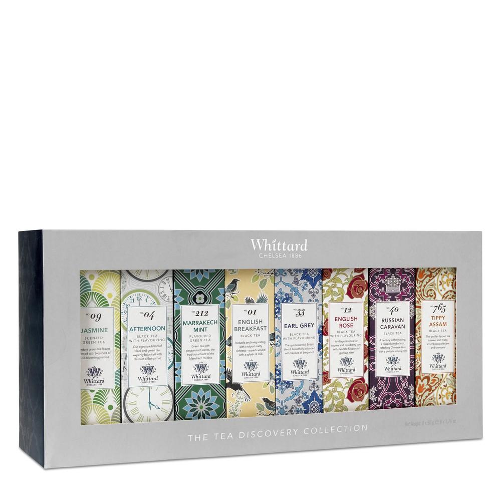 Tea discov finest tea collection Caja 160 bolsitas