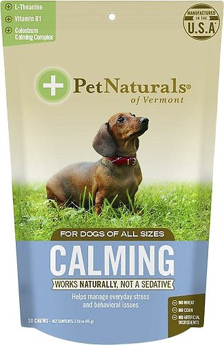 Calming for dog of all sizes
