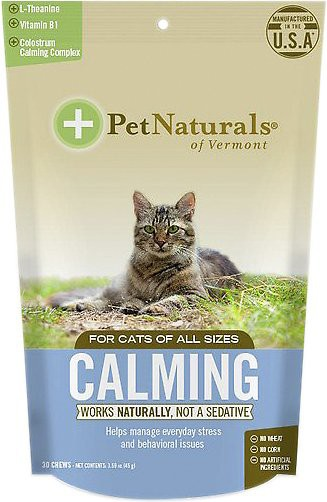 Calming for cats of all sizes