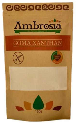 Goma Xanthan sin gluten Bolsa 150 grs