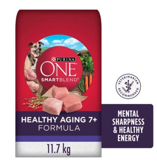 Smartblend healthy aging 7+ natural dry dog food