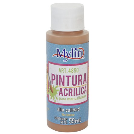 Pintura Acrílica Mylin 59ml - Capuchino