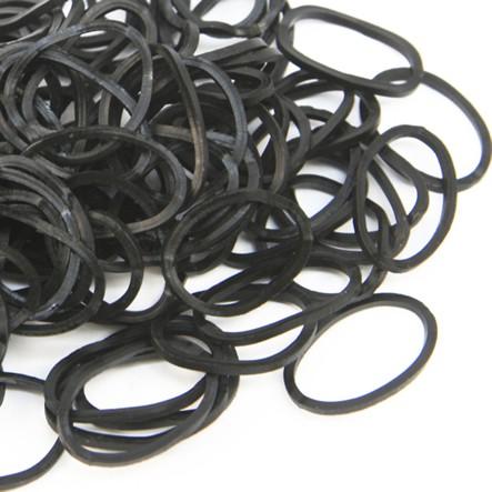 Ligas Para Joyería  - Negro