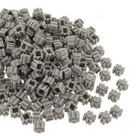 Block 3d Fino 9x11mm - Gris