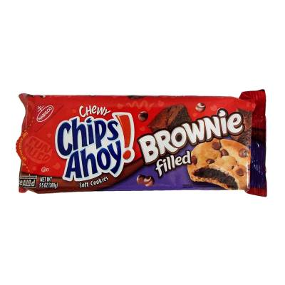 Galletas relleno sabor brownie 269 g