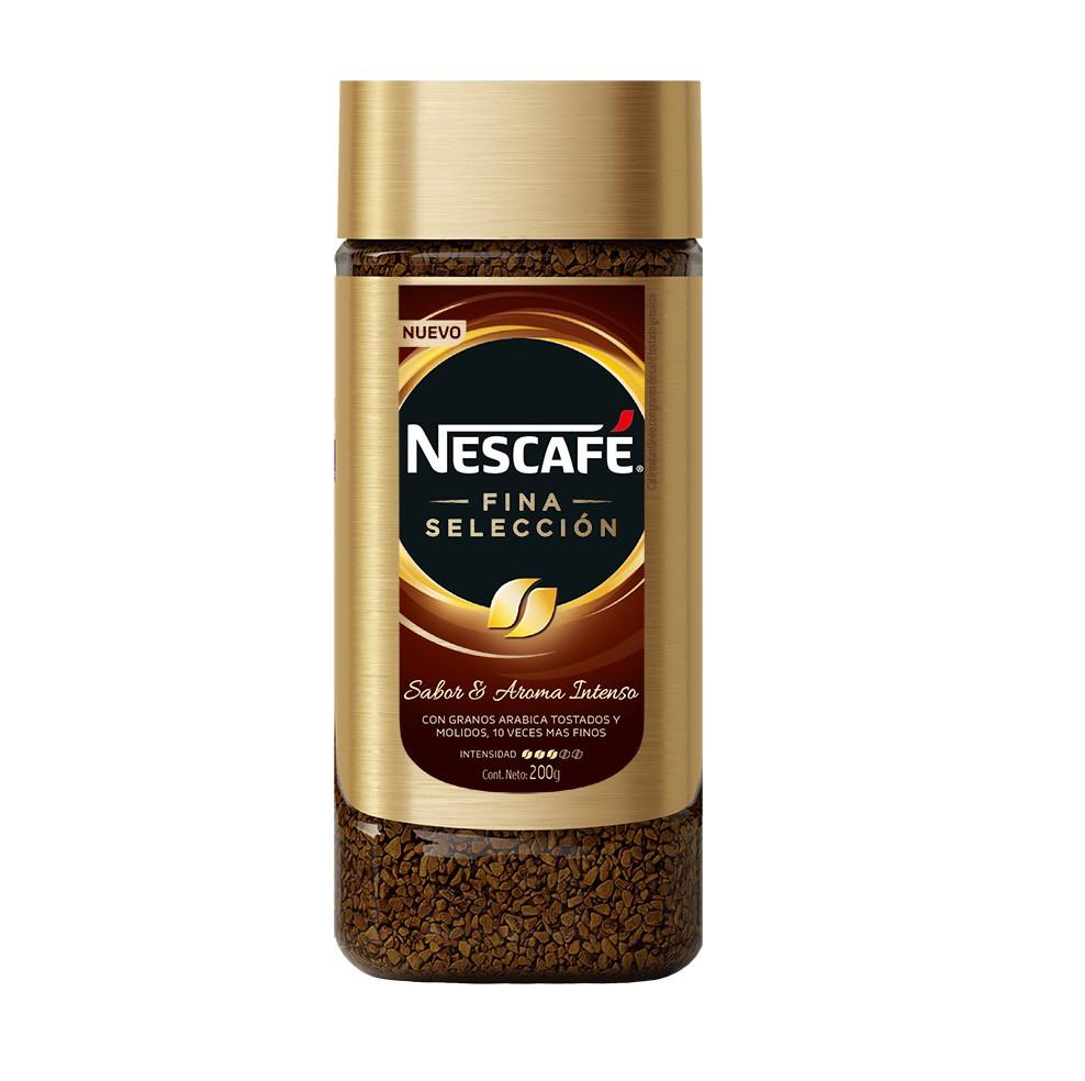 Café fina selección liofilizado