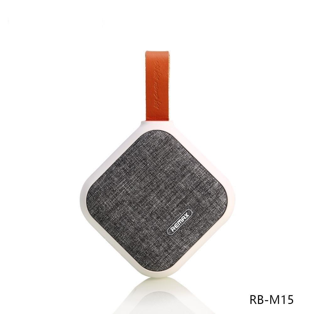 Parlante portatil bluetooth remax 1 Parlante, 1 Cable de carga