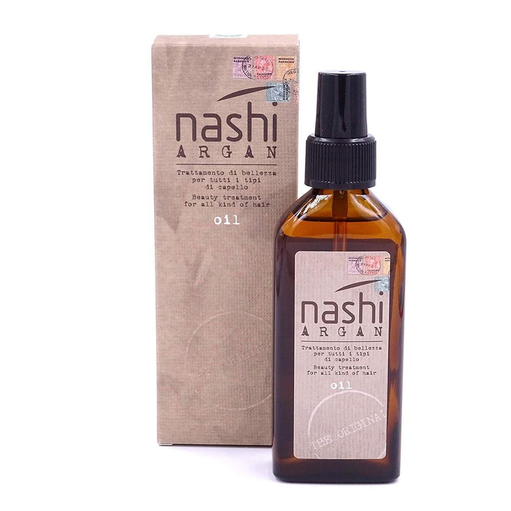 Aceite nashi argan con dispensador
