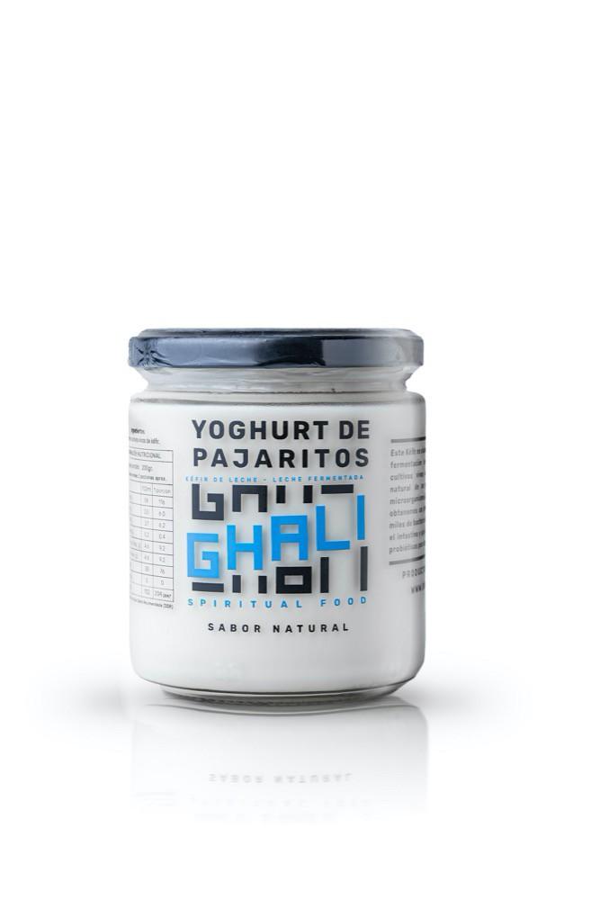 Yoghurt de pajaritos Frasco 400 g