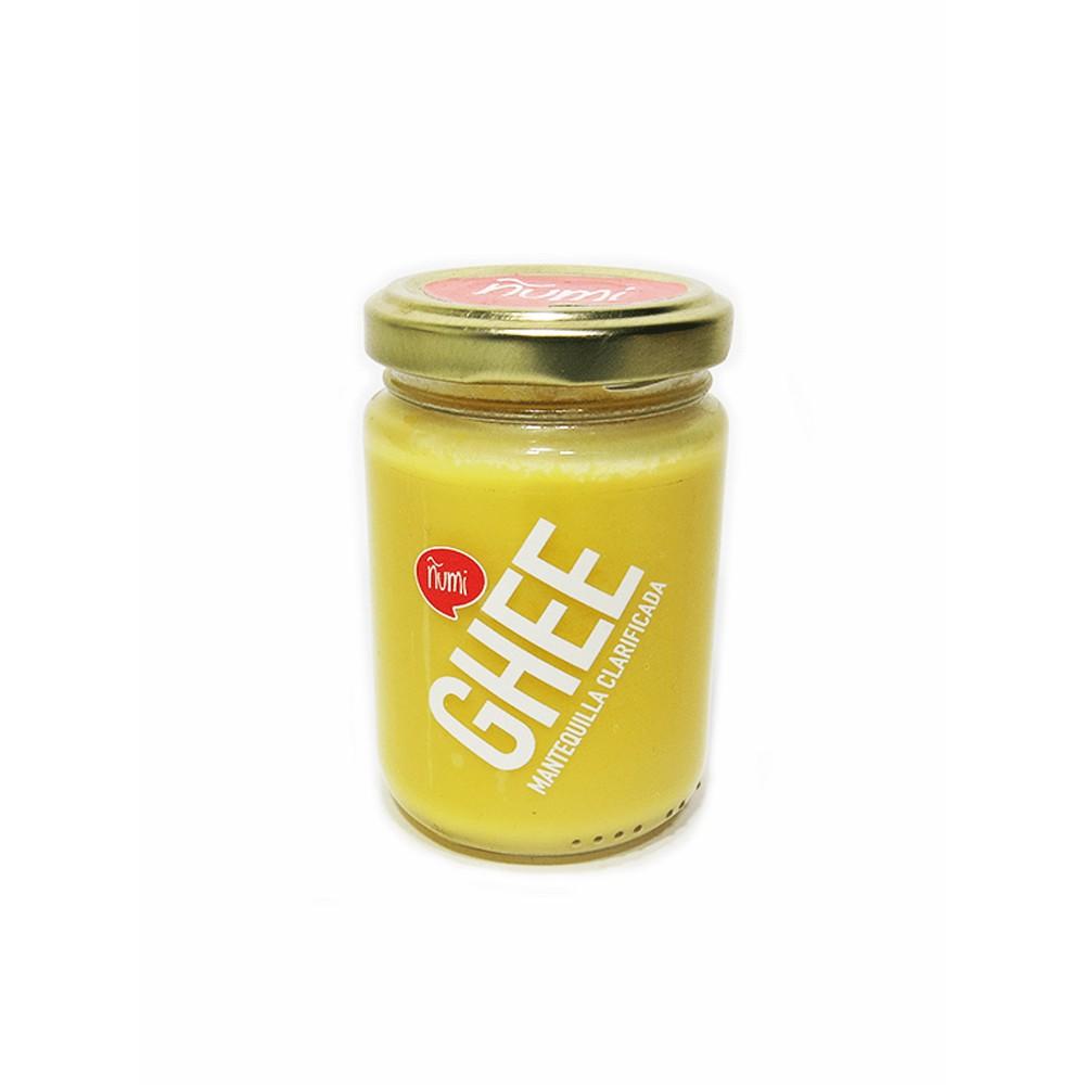 Ghee mantequilla clarificada 120 g
