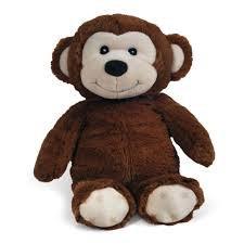 Baby rattle monkey