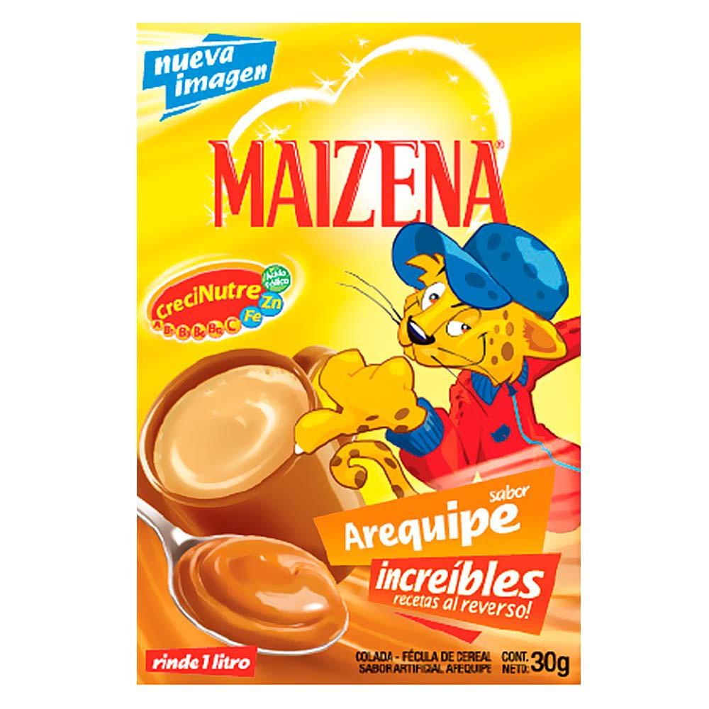Colada Arequipe Maizena