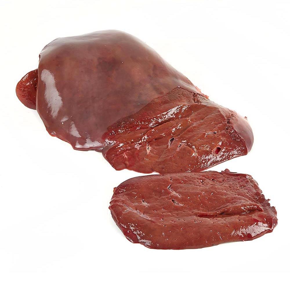 Hígado de res