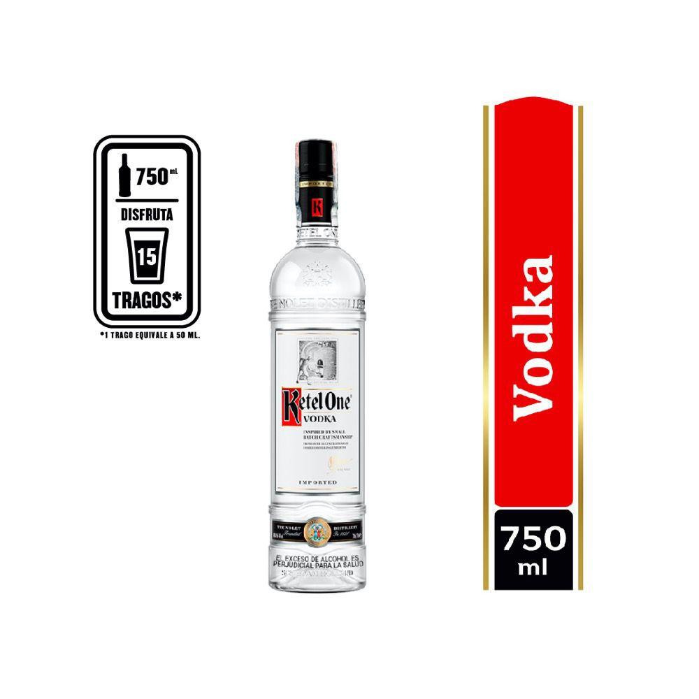 Vodka 750 ml