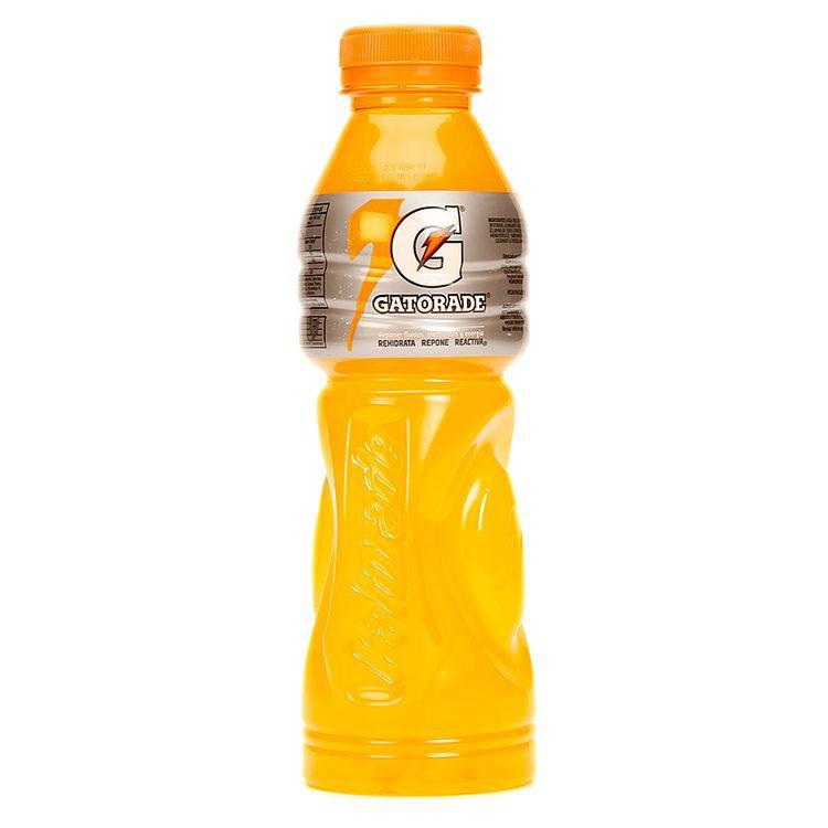 Bebida hidratante mandarina 500 ml
