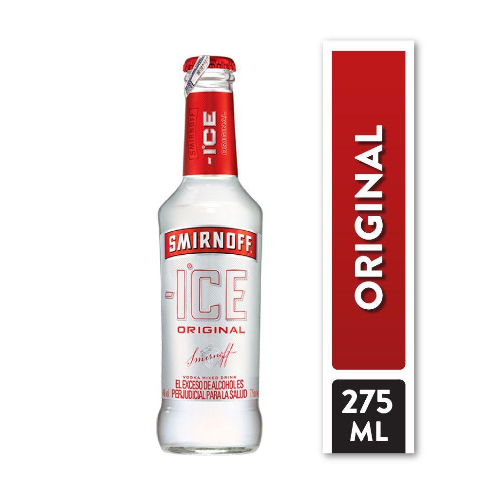Cóctel sabor original Botellla 275 ml