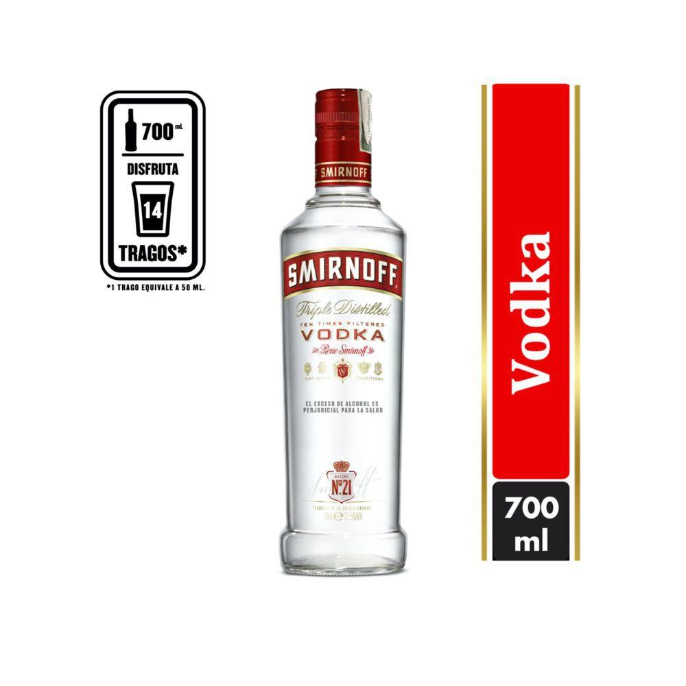 Vodka red 700 ml