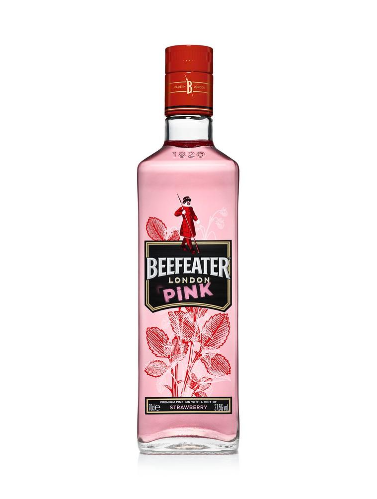 Ginebra pink 700 mL